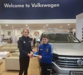Congrats to Finn Dalton (Corinthian Boys) - the CSL Blackwater Motors U12 Player of the Month for January