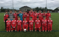Congrats to the Blackwater Motors sponsored Cork United U12 Squad who qualified for the SFAI Subway Munster Final