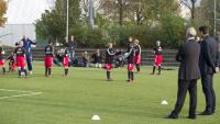 Ajax Conditioning Workshop for Coaches of Schoolboy Players Oct 23 Mardyke Arena