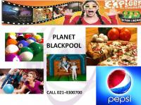 Why not book your end of season party with the Planet Entertainment Centre in Blackpool - our CSL Website sponsors