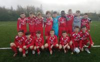 The Blackwater Motors sponsored Cork United U12 Squad who beat WWEC in the SFAI Subway Championship in Carrigaline