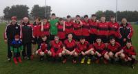 Buttevant U16s in SFAI Skechers Nat Cup last 16 action away to Villa in Waterford