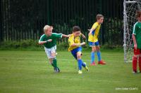 Action from U11 game Carrigaline Hibernians v Passage