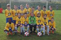 Carrigaline United U13 Premier Squad 2014/15