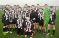 Midleton U14s through to the semi final of the SFAI SKECHERS National Cup