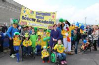 Carrigaline Football For All on Parade