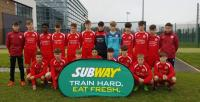 The Dennehys Health & Fitness sponsored Cork U15s who played Waterford