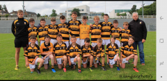 Buttevant Feile team 2017