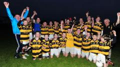 Buttevant Under 14 Footballers league winner's