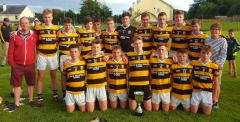 Buttevant Under 16 Hurlers 2016