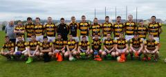 Junior A Football team 2015