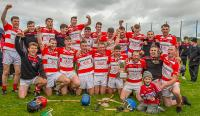 Courcey Rovers 2018 Junior A Hurling Champions