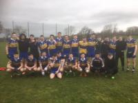 Carrigaline, 2018 Under A Football Champions