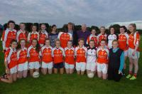 U16 Ladies Team