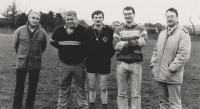 The late Brendan O'Donovan