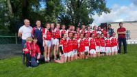 U16 County Final Team 2016