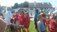 U8 and U10 Girls Blitz, Rossa Park, Saturday June 20th 2015