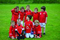 U8 boys Photos: Aoife Hodnett O'Brien
