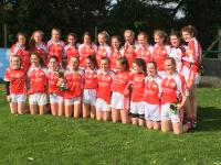 Girls U 16 County Final 16