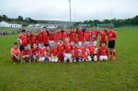 U10s who played Bantry on Monday July 13th 2015