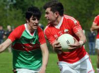 Rossas beat Clon in senior championship: County Senior Football Championship, Round 2, Sunday May 24th, O'Donovan Rossa 2-1