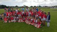 Girls U8 & U10 Blitz Rossa Park Sat 15th Aug