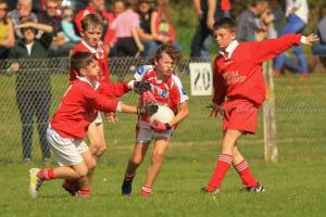 U10 Action at Eamon Jer Final 2017