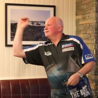 John Con O' Sullivan darts tournament