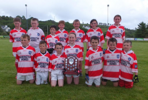 U12 Team Beara Finals Day June 2014