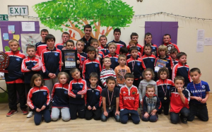 Medal Presentation Evening December 2014