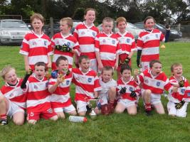 2013 U10 Winners of Eamonn Jer Cup