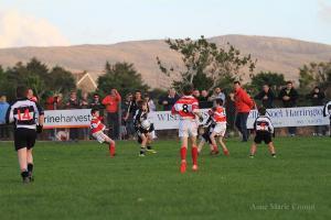 Action at Beara U10 Final 2015