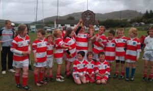 2011 U10 Shield winners Eamonn Jer Competition