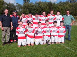 U16 Team County Final Winners October 2014