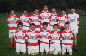 U16 Team before County Final October 2014