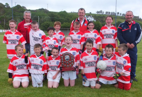 U12 Team with Coaches Beara Finals Day June 2014