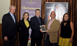 Adrigole receives Cork GAA Communications Award 2014