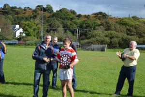 Under 16 League final V Kilmichael