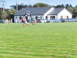 U14 Action V Glengarriff September 2014