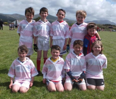 U10 Blitz Castletown June 2015 - Adrigole White Team