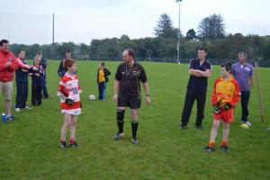 U12 Presentation Autumn Western Final Winners