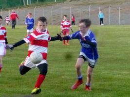 U12 action V Bantry - Photo by Teri Cronin