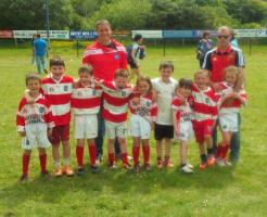 Adrigole U8s at Adrigole Monster Blitz May 2016