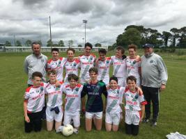 Under 15 Blitz in Mallow
