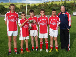 Beara U14 County Winners 2014