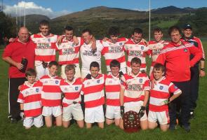 Adrigole U16s West Cork League Winners 2016 V Kilmichael