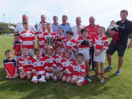 U10 Eamonn Jer Cup winners Sept 2014