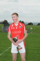Beara U16 County Premier 1 winning captains speech