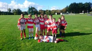 Adrigole U8 at Kenmare Blitz October 2016