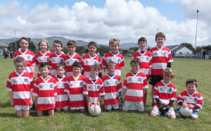 U10 Blitz Castletown June 2015 - Adrigole Team